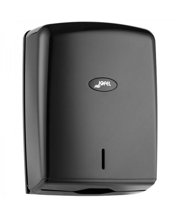 Dispensere prosoape din hartie - - Dispenser prosoape hartie Z - Elegance Black - arli.ro