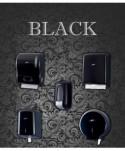 Dispensere prosoape din hartie - Dispenser prosoape hartie Z - Elegance Black - arli.ro