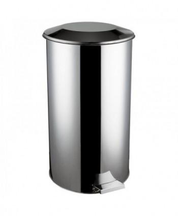 Cosuri gunoi inox - Cos de gunoi din inox cu SOFT CLOSE - 90 litri - arli.ro