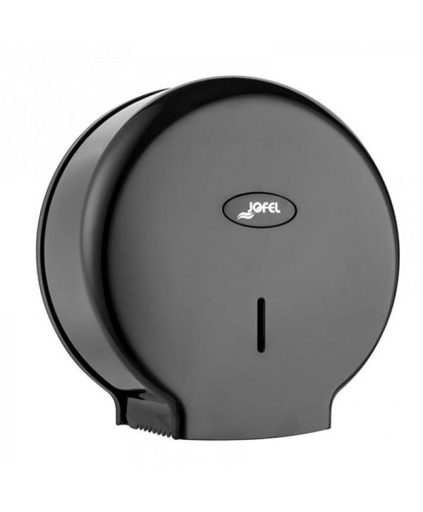 Dispensere hartie igienica - - Dispenser hartie igienica Jumbo - Elegance Black - arli.ro