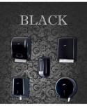 Dispensere hartie igienica - Dispenser hartie igienica Jumbo - Elegance Black - arli.ro