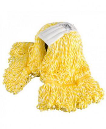 Mopuri profesionale - Mop ultra absorbant Kentucky, microfibra - Galben - arli.ro