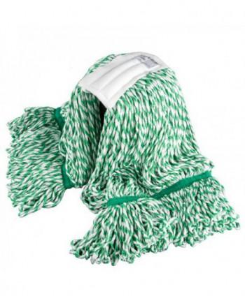 Mopuri profesionale - Mop ultra absorbant Kentucky, microfibra - Verde - arli.ro