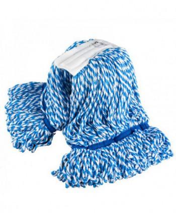 Mopuri profesionale - Mop ultra absorbant Kentucky, microfibra - Albastru - arli.ro
