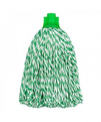 Mopuri profesionale - Mop ultra absorbant din microfibra - Verde - arli.ro