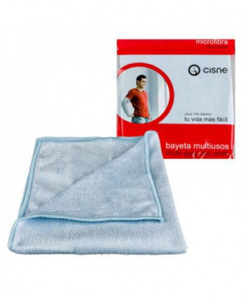 Lavete profesionale - Laveta microfibra PREMIUM , ambalata individual - Albastra - arli.ro