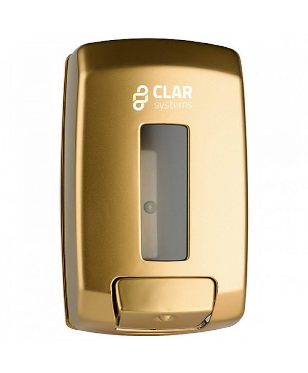Dozatoare de sapun din ABS - - Dozator de sapun lichid, gold - 1100 ml - arli.ro