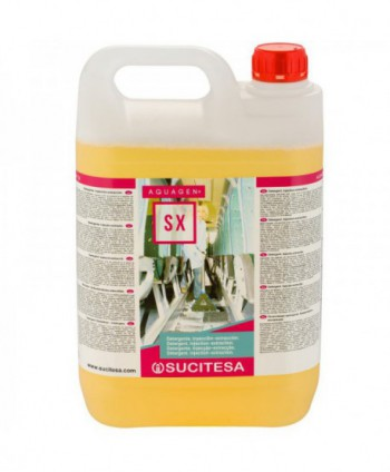 Detergenti si solutii de curatat - Detergent profesional pentru aspiratoare - Aquagen SX - arli.ro