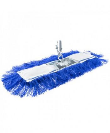 Mopuri profesionale - Suport metalic cu mop BEST, albastru - 40 cm - arli.ro