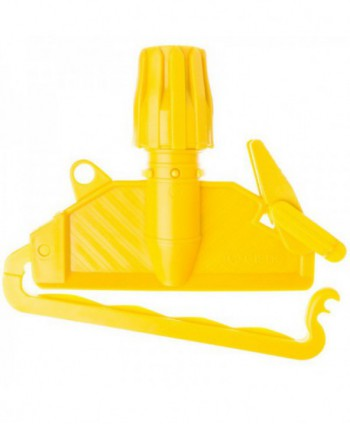 Mopuri profesionale - Suport din plastic pentru mop Kentucky, galben - arli.ro