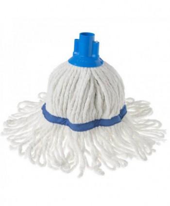 Mopuri profesionale - Mop compact 185 grame, albastru - arli.ro
