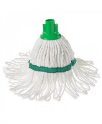 Mopuri profesionale - Mop compact 185 grame, verde - arli.ro
