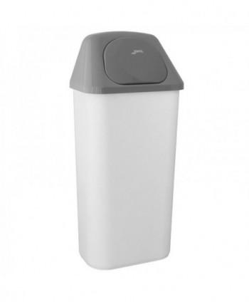 Cosuri si perii WC - Cos de gunoi cu capac batant - 50 litri - arli.ro