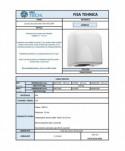 Uscatoare de maini lente - Uscator de maini, alb - ArliTech® Eco Dry - arli.ro