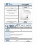 Uscatoare de maini rapide - Uscator de maini, alb - ArliTech® Ultra Dry - arli.ro