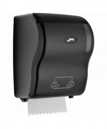 Dispensere rola hartie - Dispenser prosop hartie rola, negru - Jofel Autocut - arli.ro