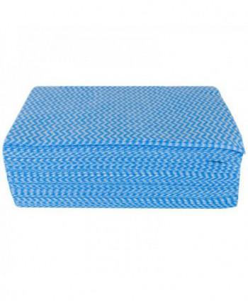 Lavete profesionale - Lavete universale 50 bucati, albastre - Pachet Economic - arli.ro