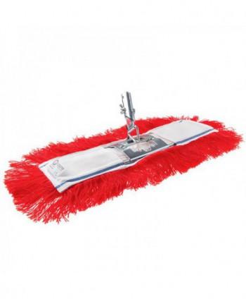 Mopuri profesionale - Suport metalic cu mop BEST, rosu - 40 cm - arli.ro