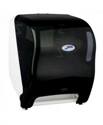 Dispensere rola hartie - Dispenser prosop hartie rola, fumuriu - Jofel Autocut Senzor - arli.ro