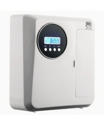 Uleiuri esentiale pentru30 - 5000mp - Dispenser odorizant profesional, aparat difuzor de arome prin nebulizare cu ulei esential, alb - UltraScent 100 D - arli.ro
