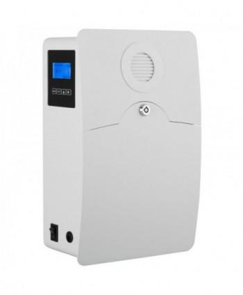 Uleiuri esentiale pentru30 - 5000mp - Dispenser odorizant profesional, aparat difuzor de arome prin nebulizare cu ulei esential, alb - UltraScent 200 S - arli.ro