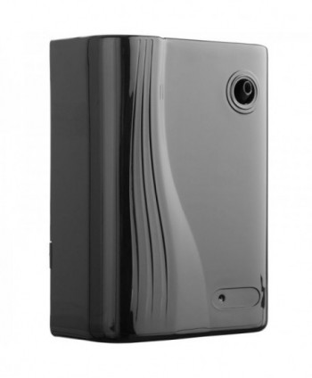 Uleiuri esentiale pentru30 - 5000mp - Dispenser odorizant profesional, aparat difuzor de arome prin nebulizare cu ulei esential, negru - UltraScent 200 D - arli.ro