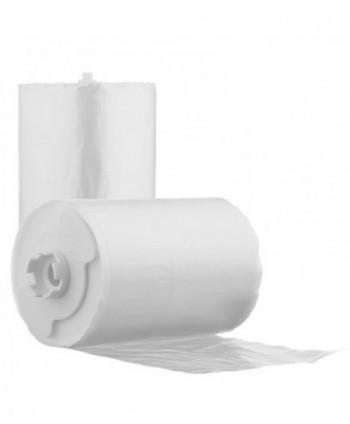 Capace WC cu folie igienica - Rola folie pentru colacul WC automat cu buton, senzor - 105 utilizari - arli.ro