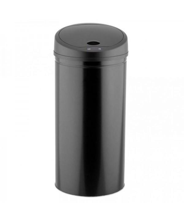 Cosuri gunoi inox - - Cos de gunoi din metal, cu senzor - 50 litri - arli.ro