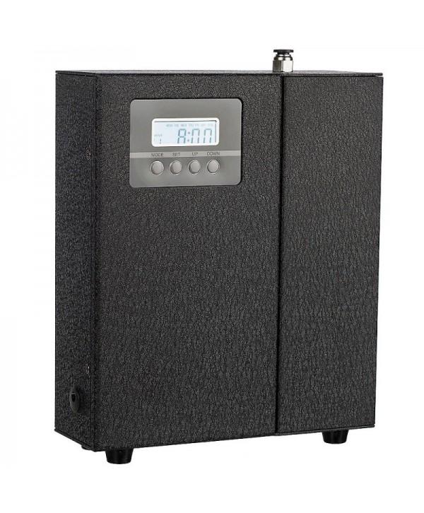 Uleiuri esentiale pentru30 - 5000mp - - Dispenser odorizant profesional, aparat difuzor de arome prin nebulizare cu ulei esential, negru - Ultrascent 200 P - arli.ro