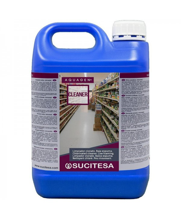 Aspiratoare si masini de curatat - - Detergent profesional masini de curatat - Aquagen Cleaner - arli.ro