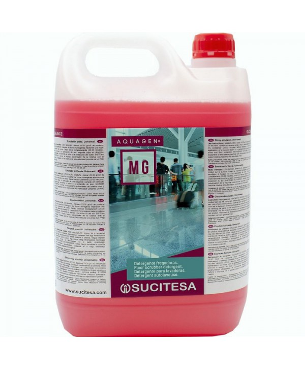 Detergenti si solutii de curatat - - Detergent profesional pentru masini de curatat - Aquagen MG - arli.ro