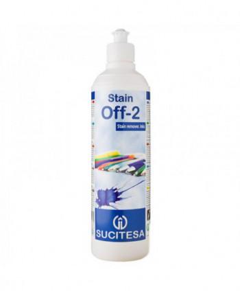 Detergenti si solutii de curatat - Produs profesional pt scos petele de cerneala - Stain Off 2 - arli.ro