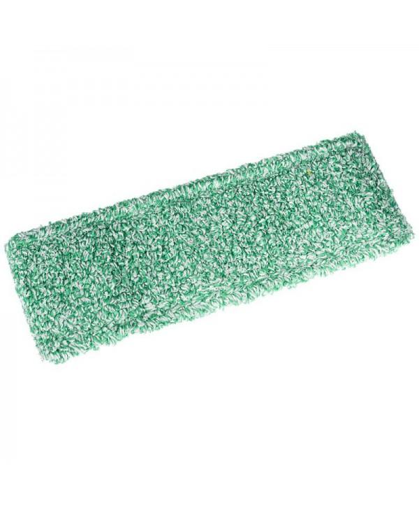 Mopuri profesionale - - Mop din microfibra cu urechi, verde - 50 cm - arli.ro