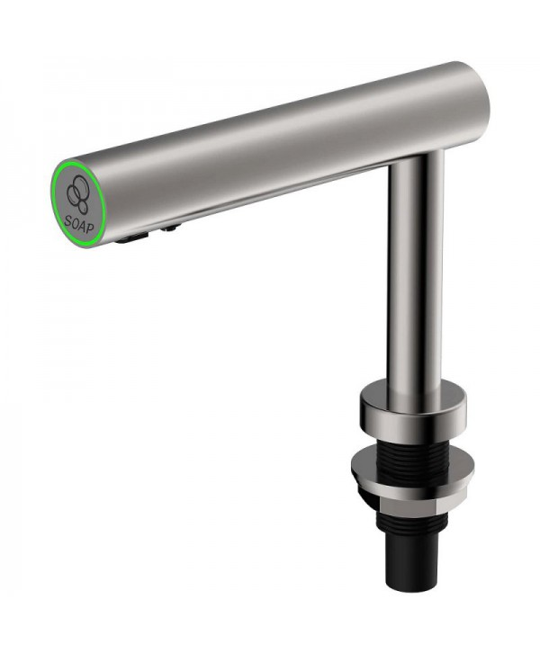 Dozatoare de sapun din inox - - Dozator de sapun spuma, incastrabil, senzor - Infinity S Pro - arli.ro