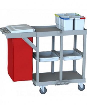 Carucioare room service si zona food - Carucior zona food -  Staff 1102 R - arli.ro
