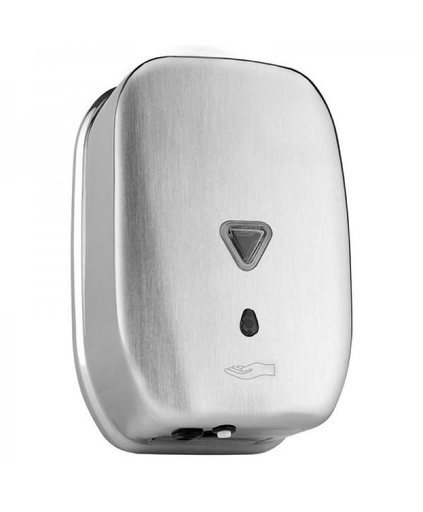 Dozatoare de sapun din inox - - Dozator de sapun lichid, inox satinat, senzor - 1200 ml - arli.ro