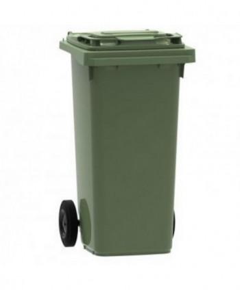 Cosuri gunoi stradale - Pubela de gunoi, VERDE - 120 litri - arli.ro