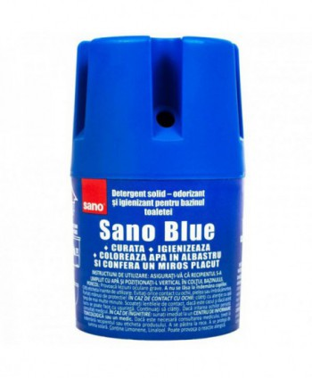Odorizante pentru WC - Odorizant bazin WC SANO BLUE - arli.ro