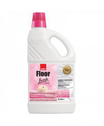 Detergenti si solutii de curatat - Detergent pardoseli - Sano Floor Fresh Home Cotton 1L - arli.ro