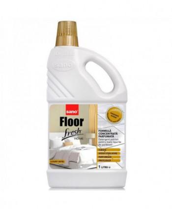 Detergenti si solutii de curatat - Detergent pardoseli - Sano Floor Fresh Luxury Hotel 1L - arli.ro