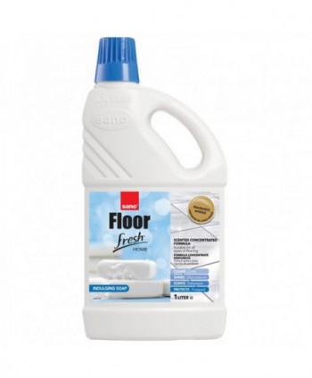 Detergenti si solutii de curatat - Detergent pardoseli - Sano Floor  Fresh  Home Soap 1L - arli.ro
