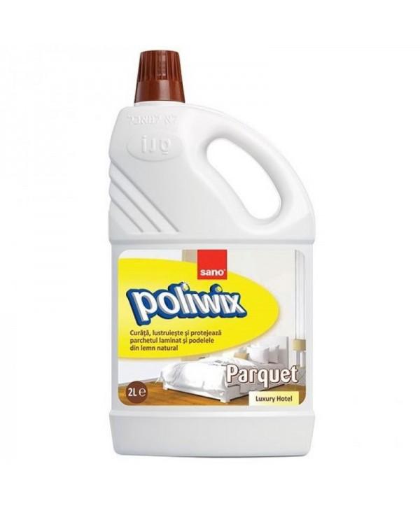 Detergenti si solutii de curatat - - Detergent parchet - Poliwix Luxury Hotel 2L - arli.ro
