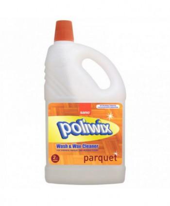 Detergenti si solutii de curatat - Detergent parchet - Poliwix 2L - arli.ro