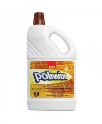 Detergenti si solutii de curatat - Detergent parchet - Poliwix 1L - arli.ro