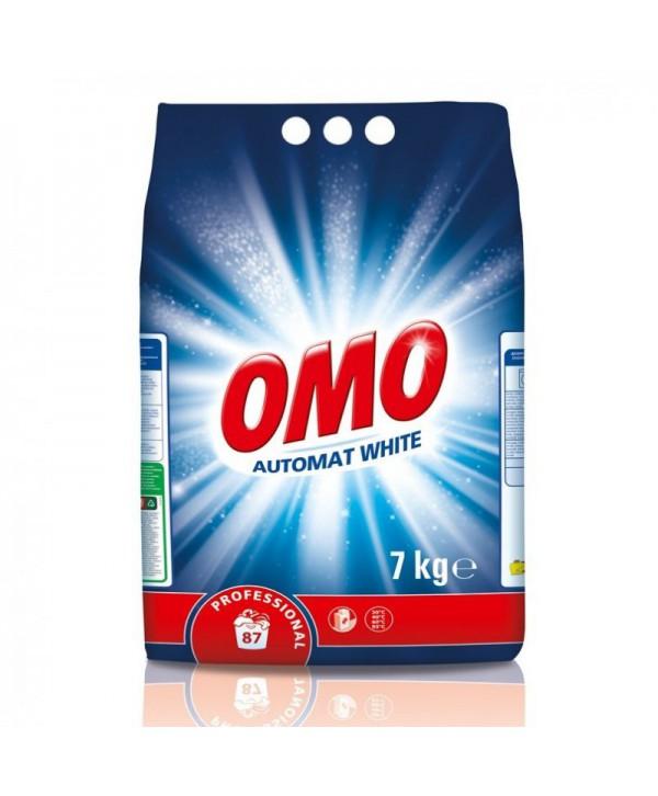 Detergenti si solutii de curatat - - Detergent OMO Professional - Automat White 7kg - arli.ro