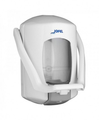 Dozatoare de dezinfectant - Dozator de dezinfectant, actionabil cu cotul - 900 ml - arli.ro