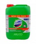 Detergenti si solutii de curatat - Dezinfectant clorigen - Domestos Professional Pine  Fresh 5 L - arli.ro