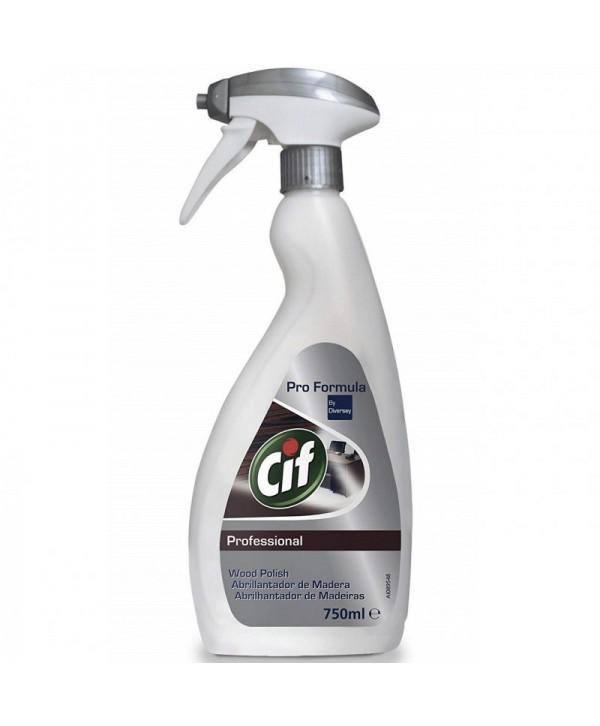 Detergenti si solutii de curatat - - Detergent pentru mobila - Cif Professional - arli.ro