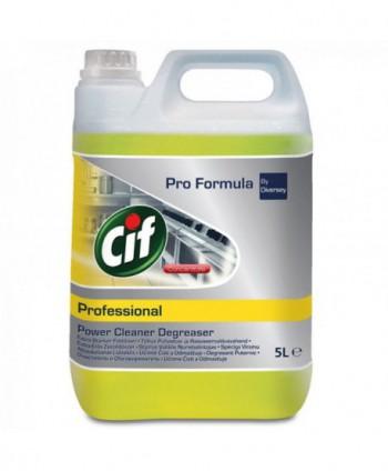 Detergenti si solutii de curatat - Detergent puternic degresant - Cif Professional - arli.ro