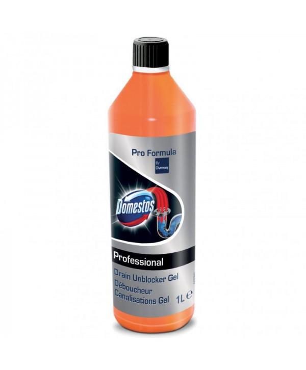 Detergenti si solutii de curatat - - Solutie de curatat - Domestos Professional Drain Cleaner - arli.ro